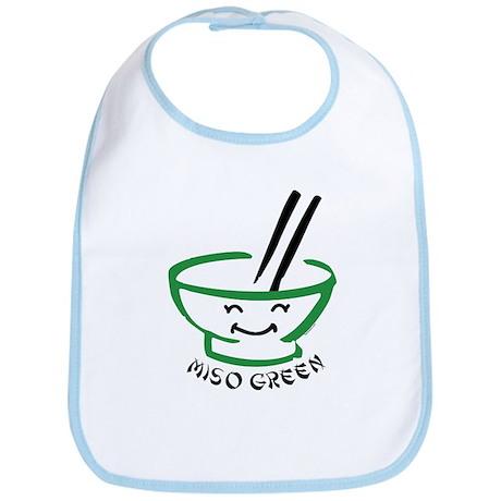 Miso Green Bib