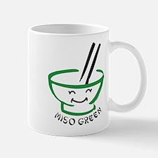 Miso Green Mug