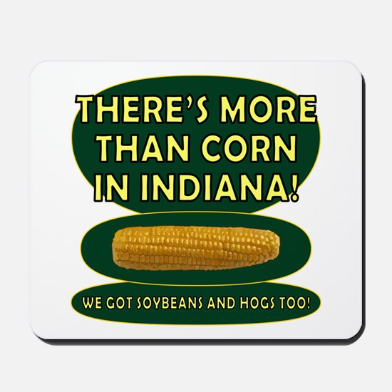 Indiana Corn Mousepad