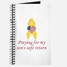 Son's Safe Return Journal
