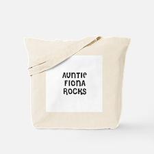 AUNTIE FIONA ROCKS Tote Bag