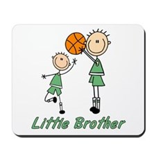 Stick Basketball Little Brother Mousepad