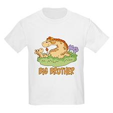 Two Giraffes Big Brother T-Shirt
