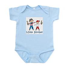 Stick Pirates Little Brother (s) Infant Bodysuit