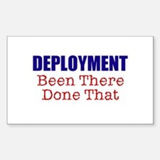 Deployment BTDT Rectangle Decal