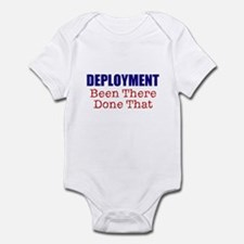 Deployment BTDT Infant Creeper