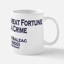 Balzac Quote - Mug