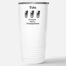 Funny Tuba Travel Mug