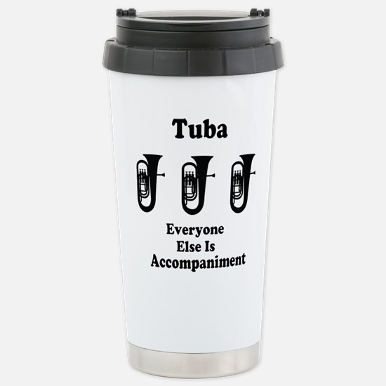 Cute Tuba Travel Mug