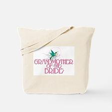 Hummingbird Grandmother Bride Tote Bag