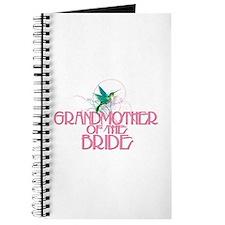 Hummingbird Grandmother Bride Journal