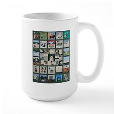 2009 Quilt Mug