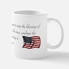 Blessing of Freedom Mug