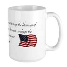 Blessing of Freedom Mug