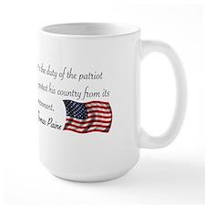 Duty of a Patriot Mug