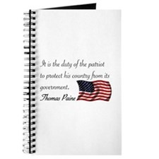 Duty of a Patriot Journal