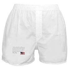 Gaurd Even His Enemy Boxer Shorts