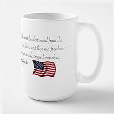 If We Falter Mug