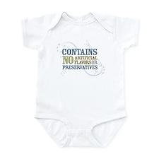 No Artificial Flavors... Infant Bodysuit