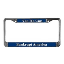 Yes He Can Bankrupt America