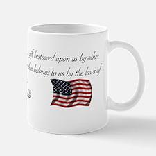 The Laws of God and Nature Mug