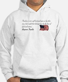 The Laws of God and Nature Hoodie