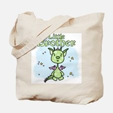 Lil Dragon Little Brother Tote Bag