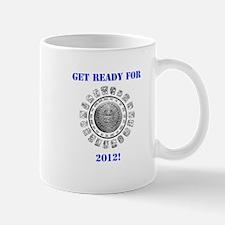 Get Ready for 2012 Mayan Prophecy Coffe Mug!