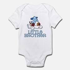 Cute Puppys Little Brother Onesie