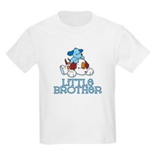 Cute Puppys Little Brother T-Shirt