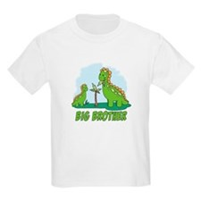 Dino Duo Big Brother T-Shirt