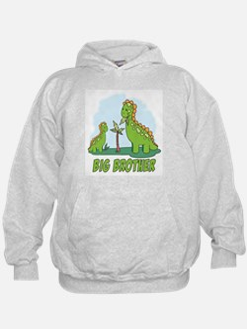 Dino Duo Big Brother Hoodie