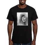 Eskimo Men's Fitted T-Shirt (dark)