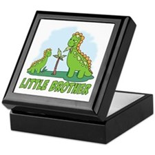 Dino Duo Little Brother Keepsake Box