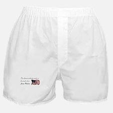 Ultimate Authority Boxer Shorts