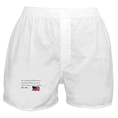 Liberty, once lost Boxer Shorts