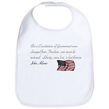 Liberty, once lost Bib