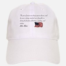 Freedom of thinking, speaking Baseball Baseball Cap