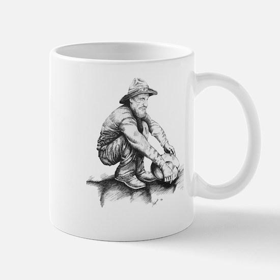 The Goldpanner Mug