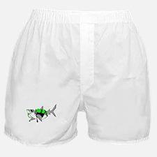 Shark Dive Boxer Shorts