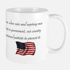 Experienced Patriots Needed Mug