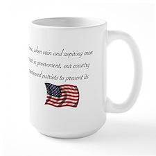 Experienced Patriots Needed Mug