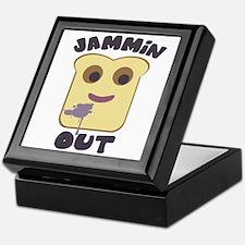 Jammin' Out Keepsake Box