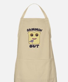 Jammin' Out BBQ Apron