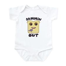 Jammin' Out Infant Bodysuit