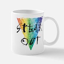 Speak Out Mug
