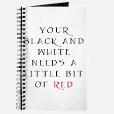 Little Bit of Red Journal
