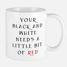 Little Bit of Red Mug