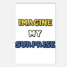 Imagine My Surprise Postcards (Package of 8)