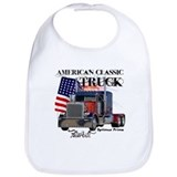 Peterbilt Cotton Bibs